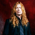 Dave Mustaine: Political Rants Have A Place At Megadeth Concerts