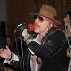 Guns N' Roses Bassist Throws Tantrum In India