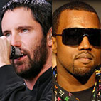 Trent Reznor Praises Kanye West: 'I'm Glad He's Out There'