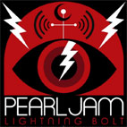Pearl Jam Streaming New Record 'Lightning Bolt'