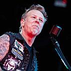 James Hetfield Joins Kids for 'Enter Sandman' Jam