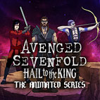 Avenged Sevenfold Tease 'Hail to the King' Animated Series