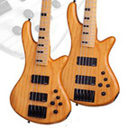 Schecter Guitar Research Announces the Addition of the 'Session Stiletto' to Their Bass Line for 2014