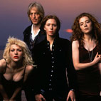 Courtney Love Reunites Classic Hole Lineup