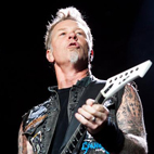 Metallica's James Hetfield Set to Narrate History Channel Series 'The Hunt'