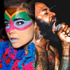 Bjork 'Thrilled' to Be on the New Death Grips Album
