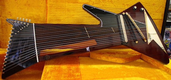 4 freakish gibson guitars that history forgot music news