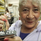 The Queen of Tone: Meet the Lady Who Spent 57 Years Hand-Winding Pickups in Fender