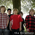 The Thrashers: Doing Justice To Their Title Of 'America's Youngest Rock Band'