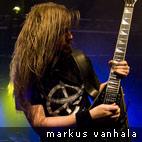 Markus Vanhala: 'I'm Not Seeking Only Brutal Guitar Sounds'