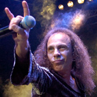Dio's Wife Says Singer Would Have Approved of Hologram