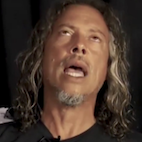Kirk Hammett Says You Should Absolutely Check Out the New Dillinger Escape Plan Album