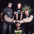 Psychostick Premiere Christmas Parody of System of a Down's 'B.Y.O.B.'