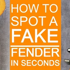 Useful Stuff: How to Spot a Fake Fender Strat in Seconds