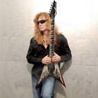 Dave Mustaine: Obama Is 'The Most Divisive President We've Ever Had'