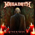Megadeth: 'Th1rt3en' To Sell 40K-45K First Week