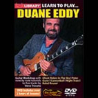 Lick Library Release Learn To Play Duane Eddy