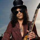 Slash To Receive Star On Hollywood Walk Of Fame