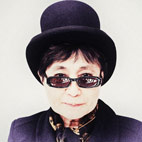 Yoko Ono Imagines Peace In New York