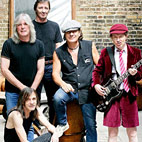 AC/DC Back In Charts