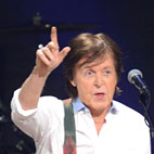 Paul McCartney Mistaken For A Street Musician In New Orleans