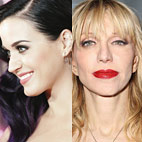 Courtney Love: 'Katy Pery Is Boring and Sad, She's Damaged Goods'