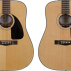 Fender Releases Acoustic Guitars Fit for Travellers