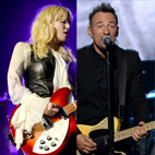 Courtney Love on Bruce Springsteen: 'Saxophones Don't Belong in Rock 'n' Roll'