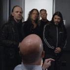 Metallica Appear in Hilarious ESPN Ad for 'Sportscenter'