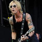 Velvet Revolver Not Auditioning Singers, Duff McKagan Says