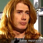 Dave Mustaine Vs. Satanic Bands