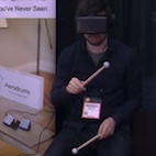 Watch: You Can Now Actually Play Invisible Drums Through Power of Technology and Oculus Rift