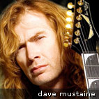Rock chronicles: Rock Chronicles. 1990s: Dave Mustaine