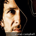 Vivian Campbell: Def Leppard Guitarist Calls Songwriting 'A Painful Process'
