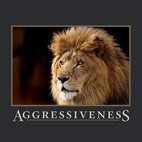 How to Be Aggressive With Your Playing