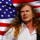 Dave Mustaine: Who I'm Going to Vote For