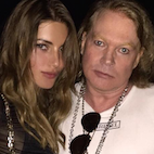 GN'R Party: These Are the 'Intelligent and Skinny' Models Axl Rose Was Caught Partying With