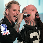 Corey Taylor & Kerry King Publicly Support Hillary Clinton: 'She Is the Correct Choice'