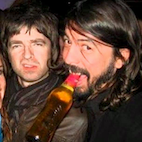 Foo Fighters Want to Reunite Oasis