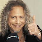 Kirk Hammett: I'm Really Blown Away By Guitar Solos I Recorded on New Metallica Album!