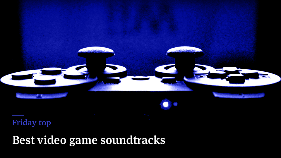 Friday Top: 31 Best Video Game Soundtracks