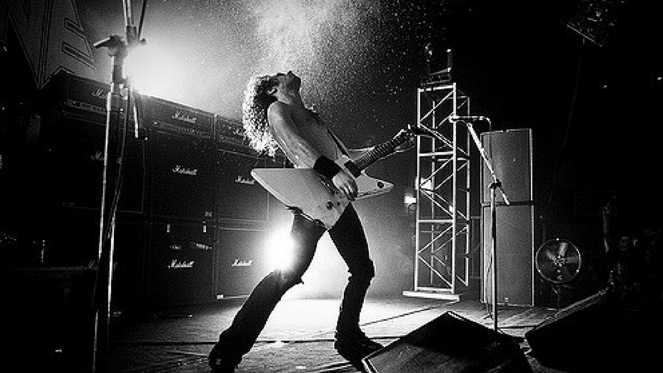 Exclusive Interview With Airbourne Guitarist Joel O'Keeffe