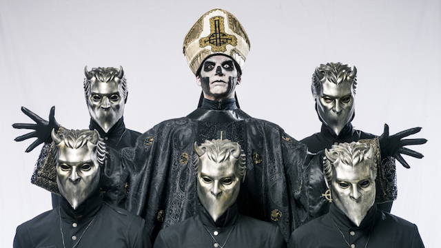 Ghost: We Actually Had 10 Lineup Changes Over the Years