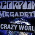 Mysterious Band Megadeth Will Support on Tour Revealed: It's the Scorpions