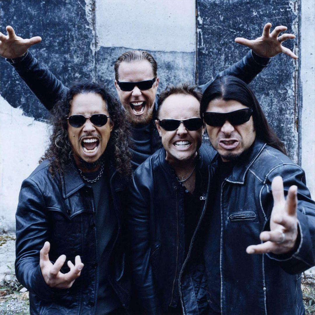 Top 10 Hardest Metallica Songs to Play on the Guitar