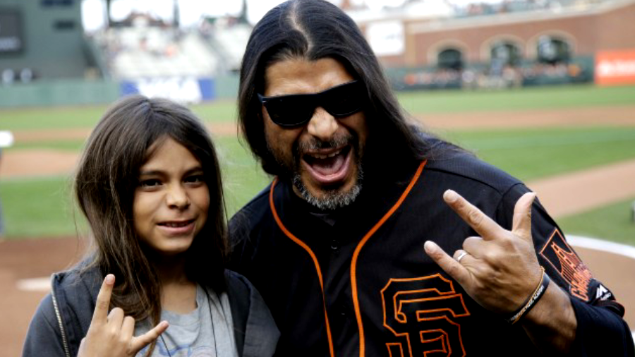 Watch: Korn Performs With Rob Trujillo's 12-Year-Old Son for the First Time