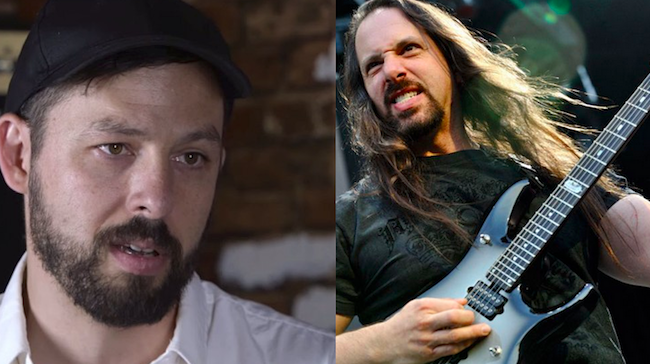Petrucci Reacts to Ben Weinman Saying He Saw Him Get Super Angry Over Asian Kid Playing Faster Than Him
