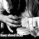 Shredding for Beginners: 5 Easy Shred Guitar Licks