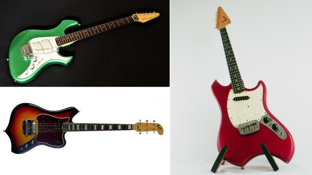 WTF: Top 8 Weirdest Fender Guitars