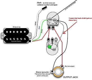 dean electric guitar wiring diagrams dean vendetta guitar wiring diagram